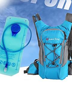 billiga Ryggsäckar och väskor-5 L Ryggsäckar - Lättvikt, Regnsäker, Torkar snabbt Utomhus Camping, Trail Nylon Svart, Orange, Blå