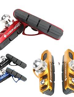 billige Bremser-Sykkel Bremser Og Deler Bremse Pute Veisykling Verneutstyr / Sport Gummi / Aluminiumslegering