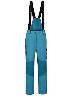 billiga Skid- och snowboardkläder-Dam Skidbyxor Vindtät, Vattentät, Varm Snowboardåkning Polyester Byxa Skidkläder