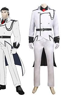 """billige Anime Kostymer-Inspirert av RWBY Cosplay Anime  """"Cosplay-kostymer"""" Cosplay Klær Annen Langermet Frakk / Genser / Bukser Til Unisex"""