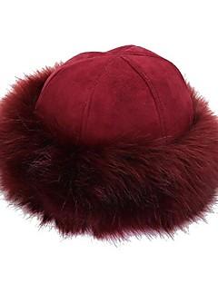 billige Tilbehør til damer-Dame Basale Bowler- / Cloche-hat Ensfarvet