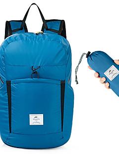 billiga Ryggsäckar och väskor-Naturehike 25 L Lättpackbar ryggsäck / Ryggsäckar - Lättvikt, Bärbar, YKK-dragkedja Utomhus Strand, Camping, Snowboardåkning Nylon Svart, Marinblå, Grå
