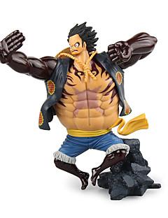 baratos Cosplay Anime-Figuras de Ação Anime Inspirado por One Piece Monkey D. Luffy PVC 17.5 cm CM modelo Brinquedos Boneca de Brinquedo