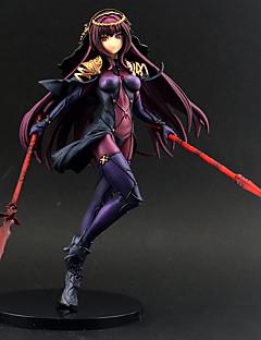 billige Anime cosplay-Anime Action Figurer Inspirert av Skjebne / Grand Order Cosplay PVC 18 cm CM Modell Leker Dukke
