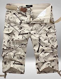 billige Herrebukser og -shorts-Herre Militær Chinos Bukser Kamuflasje