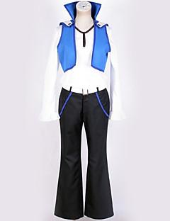 """billige Anime Kostymer-Inspirert av Yu-Gi-Oh Cosplay Anime  """"Cosplay-kostymer"""" Cosplay Klær Spesielt design Frakk / Topp / Bukser Til Herre / Dame"""