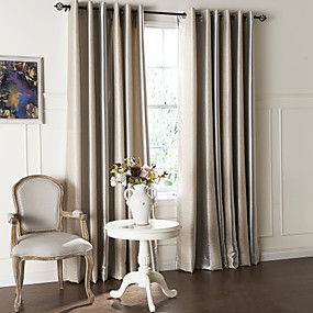 """cheap Top Sellers-Custom Made Blackout Curtains Drapes Two Panels 2*(72W×63""""L) / Embossed / Living Room"""
