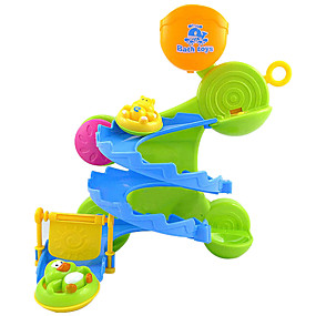 hesapli Havuz ve Su Eğlencesi-oyun su çocuk banyo oyuncakları için klasik su kaydırağı sörf