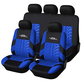 povoljno Dodaci za unutrašnjost auta-Prekrivači za auto-sjedala Presvlake sjedala Sive boje / Crvena / Plava Tekstil Zajednički Za Volvo / Volkswagen / Toyota