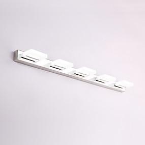 hesapli Asma Dolap Işıkları-AC 110-130 AC 220-240 25W Integrované LED světlo Modern/Çağdaş Elektrolitik özellik for LED Ampul İçeriği,Ortam Işığı Banyo IşıklarıDuvar
