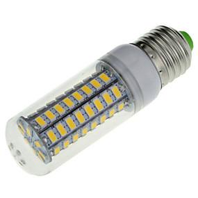 cheap Clearance-1pc 7 W LED Corn Lights 600 lm E14 E26 / E27 T 72 LED Beads SMD 5730 Decorative Warm White Cold White 220-240 V / 1 pc / RoHS