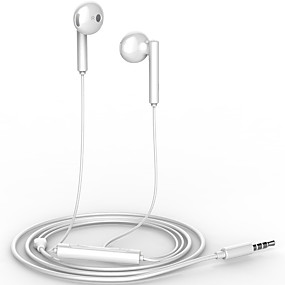 cheap Headphones & Earphones-Huawei HUAWEI AM115 Wired In-ear Eeadphone Wired Mobile Phone with Microphone