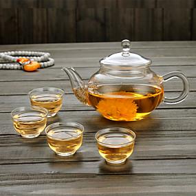 ieftine Cafea și Ceai-ceașcă Zilnic / Ceai / Cadou Cadou,Sticlă 1