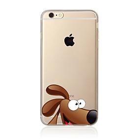 de74156b73e Funda Para Apple iPhone X / iPhone 8 Plus / iPhone 7 Traslúcido / Diseños  Funda Trasera Perro Suave TPU para iPhone X / iPhone 8 Plus / iPhone 8