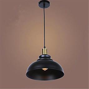 billige Hengelamper-Anheng Lys Nedlys Malte Finishes Metall Mini Stil, LED, designere 110-120V / 220-240V Pære Inkludert / E26 / E27