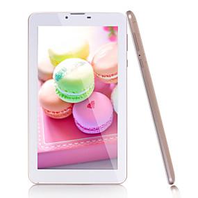 abordables Tablettes-7 pouce phablet (Android 5.1 1024 x 600 Quad Core 1GB+16GB) / 32 / TFT / Fente SIM / Lecteur de Carte TF / Prise pour Ecouteurs 3.5mm