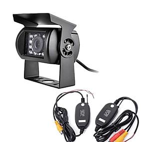 رخيصةأون كاميرا خلفية للسيارة-كاميرا الرؤية الخلفية - متوافقة مع ماركات السيارات جميعا - OV 7950 - 170° - 420 TV Lines