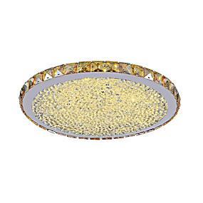 tanie Mocowanie przysufitowe-Kryształ Podtynkowy Downlight Malowane wykończenia Metal Styl MIni, LED 110-120V / 220-240V Ciepła biel / Chłodna biel Źródło światła LED w zestawie / LED zintegrowany