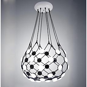 abordables Plafonniers-Conception spéciale Lumière d'ambiance Pour 9000lm 220-240V Ampoule incluse