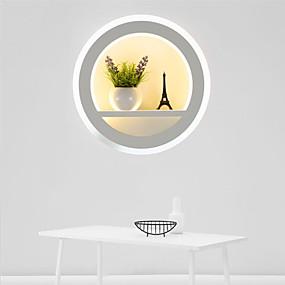 billige Vegglamper-Enkel / LED Vegglamper Metall Vegglampe 110-120V / 220-240V 29 W / Integrert LED