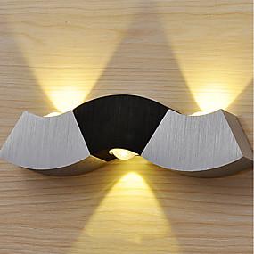 abordables Chandeliers Muraux-LED / Moderne / Contemporain / Nouveauté Appliques Métal Applique murale 85-265V 1 W / LED Intégré