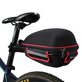 abordables Bolsas Maletero-WEST BIKING® Bolsa para Guardabarro Bolsas Maletero Impermeable Portátil Ligero Bolsa para Bicicleta Tejido Licra Bolsa para Bicicleta Bolsa de Ciclismo Ciclismo / Bicicleta
