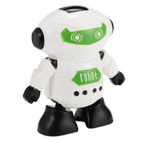 hesapli Robotlar, Canavarlar ve Uzay Oyuncakları-Robot Saat Robotu Oyuncaklar Dans Mekanik Rüzgar Yeni Dizayn 1 Parçalar