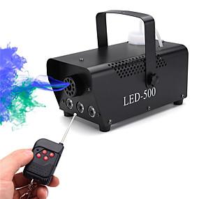 povoljno Reflektori za pozornicu-U'King Stroj za maglu DMX 512 Zvukom aktivirana rasvjeta Auto Daljinski upravljač za Klub Vjenčanje Stage Zabava Outdoor Profesionalna s