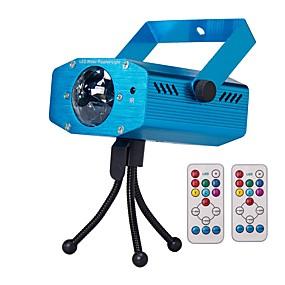 povoljno Reflektori za pozornicu-U'King LED svjetlima pozornice Zvukom aktivirana rasvjeta / Daljinski upravljač / Aktiviran glazbom 9 W za Za dom / Outdoor / Zabava Profesionalna