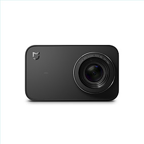 tanie Znane marki-Aparat fotograficzny xiaomi® mijia mini 4k 30fps w wersji globalnej