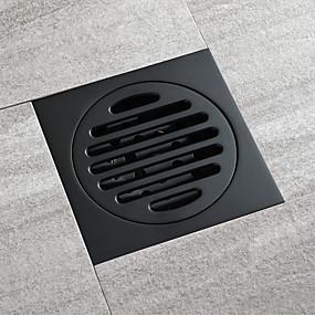 economico Accessori per il bagno-Scarico Modern Ottone 1 pezzo - Bagno dell'hotel