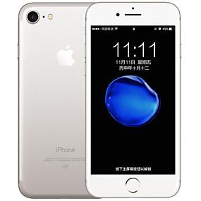billige Apple-Apple iPhone 7 A1660 4.7 tommers 128GB 4G smarttelefon - oppusset(Sølv)