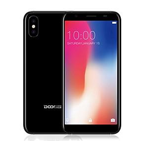 """voordelige Doogee-DOOGEE X55 5.5 inch(es) """" 3G-smartphone (1GB + 16GB Zaklantaarn / 8+8 mp MediaTek MT6580 2800 mAh mAh) / Twee camera 's"""