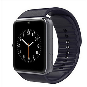 povoljno Pametni satovi-Muškarci Žene Sportski sat Smart Satovi digitalni sat Koža Crna / Crvena Bluetooth Kalendar Svjetleći Šiljci za meso Ležerne prilike Kvadrat Moda - Crn Pink Crvena