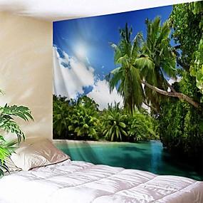 رخيصةأون اللوحات الجدارية-معمارية جدار ديكور البوليستر قديم جدار الفن, سجاد الحائط زخرفة