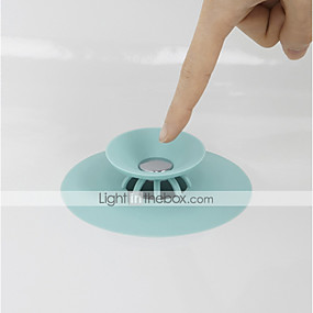 povoljno Oprema za čišćenje kuhinje-odvodni čep stopper podni odvod gumeni krug silikonski čep za tuš kadu kupaona