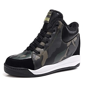0f2e1c2f18 Γυναικεία Παπούτσια Συνθετικά Φθινόπωρο   Χειμώνας Ανατομικό Αθλητικά  Παπούτσια Τακούνι Σφήνα Πράσινο Χακί