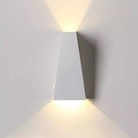 povoljno Zidna svjetla-QIHengZhaoMing Crystal LED / Modern / Comtemporary Zidne svjetiljke Magazien / Cafenele / Ured Metal zidna svjetiljka 110-120V / 220-240V 10 W