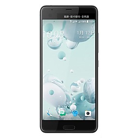 "cheap Smartphones-HTC U Ultra 5.7 inch "" 4G Smartphone (4GB + 64GB 12 mp Qualcomm Snapdragon 821 3000 mAh mAh) / 2560x1440"