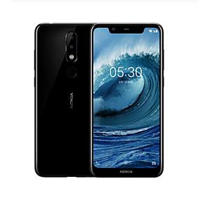 "billiga Brand Salon-NOKIA X5 "" 4G smarttelefon (3GB + 32GB 5 mp / 13 mp mAh)"