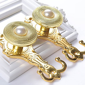 cheap Curtain Rods & Hardware-Curtain Accessories  Metal Door Hooks Metal Window Treatment Collection(Curtain&Valances)
