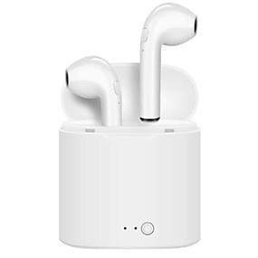 ieftine Căști-Factory OEM I7S Wireless Bluetooth 4.2 Căști Căști ABS + PC Telefon mobil Cască Stereo / Cu Microfon Setul cu cască