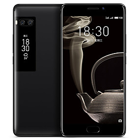 "cheap Smartphones-MEIZU Pro 7 Plus Global Version 5.7 inch "" 4G Smartphone (6GB + 64GB 12+12 mp Helio X30 3500 mAh mAh) / 2560x1440"
