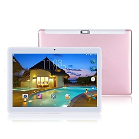 abordables Tablets-Ampe TB02 10.1 pulgada phablet ( Android 7.0 1280 x 800 Quad Core 2GB+32GB )