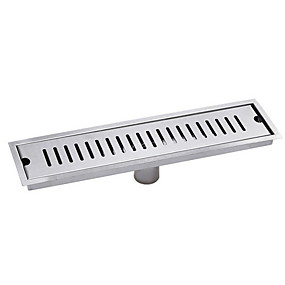 cheap Drains-Drain Creative Contemporary Stainless Steel 1pc Floor Mounted