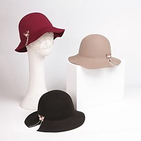 povoljno Kentucky Derby Hat-Imitacija bisera / Legura Kentucky Derby Hat / kape s Mašnica 1pc Kauzalni / Dnevni Nosite Glava