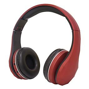 abordables Casques intra-auriculaires et sur-auriculaires-Factory OEM K6 Casque sur l'oreille Bluetooth 4.2 Voyage et divertissement Bluetooth 4.2 Avec Microphone