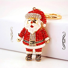 cheap Bag Parts & Accessories-Rhinestones Bag Charm Women's Daily Red