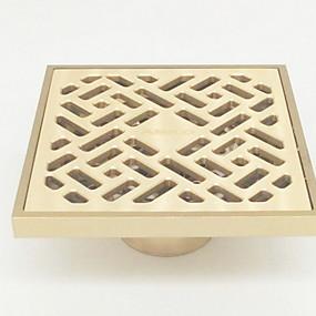 preiswerte Bodenabfluss-Abfluss Kreativ / Automatisch Moderne Edelstahl 1pc bodenmontiert