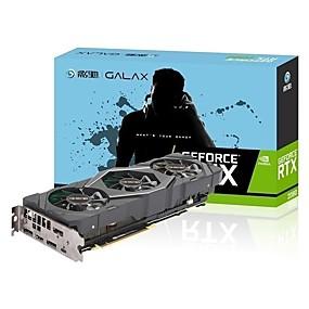 billige Grafikkort-Galaxy Video Graphics Card RTX2080 1800 MHz 14014 MHz 8 GB / 256 bit DDR6